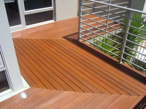 Whitehorn Deck - Mariners Cove
